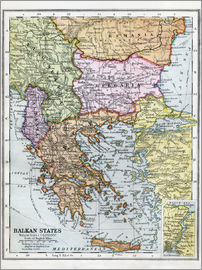 Ken Welsh - The Balkan States Between The First And Second World Wars