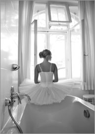 Jenny Stadthaus - Ballerina the bathroom