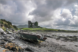Christian Müringer - Ballycarbery Castle, County Kerry, Ireland