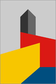 THE USUAL DESIGNERS - BAUHAUS TOWER