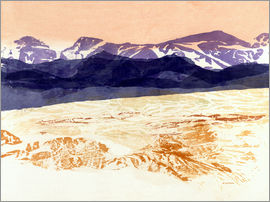 Jan Sullivan Fowler - Mountains