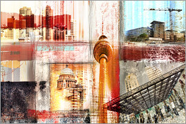 Nettesart - Berlin Collage NEW 03