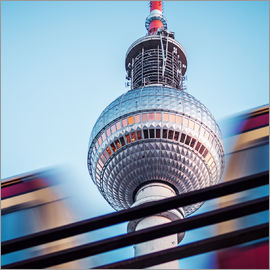 Alexander Voss - Berlin - TV Tower