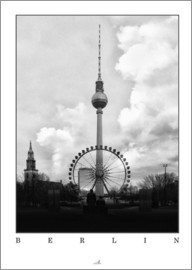 ARTSHOT - Photographic Art - Berlin - Television Tower