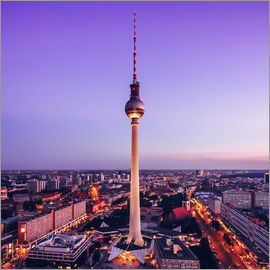 Alexander Voss - Berlin - TV Tower Skyline