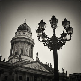 Alexander Voss - Berlin - Gendarmenmarkt Square (Analogue Photography)