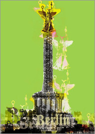 JASMIN! - Berlin Victory Column (on Green)
