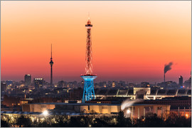 Achim Thomae - Berlin Skyline