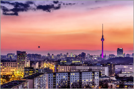 Sören Bartosch - Berlin skyline in summer