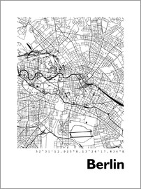 44spaces - BERLIN CITY MAP HF