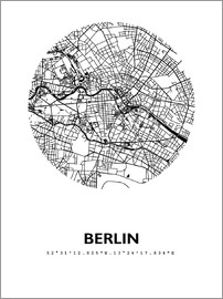 44spaces - BERLIN CITY MAP HFR