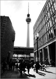 Falko Follert Art-FF77 - Berlin street
