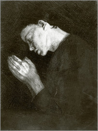 Käthe Kollwitz - Praying girl