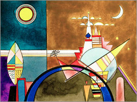 Wassily Kandinsky - Pictures at an Exhibition, Picture XVI