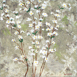 Herb Dickinson - Pear Blossoms I