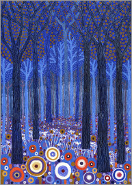 David Newton - Blue Forest