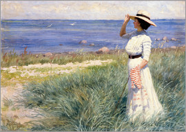 Paul Fischer - Looking out to Sea