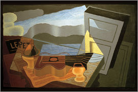 Juan Gris - View of the Bay