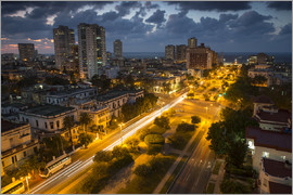 Alex Saberi - Aerial view on Havanna