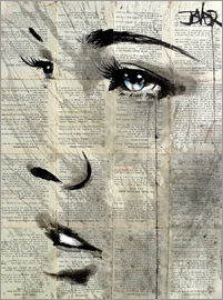 Loui Jover - blue define
