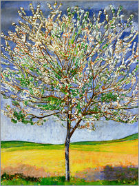 Ferdinand Hodler - Flowering cherry tree