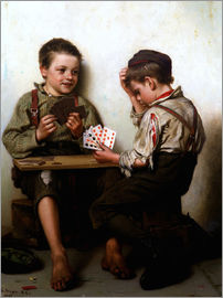 John George Brown - Bluffing