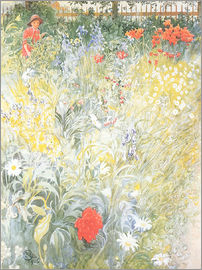Carl Larsson - Flowers