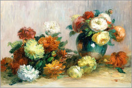 Pierre-Auguste Renoir - Flower Wreaths