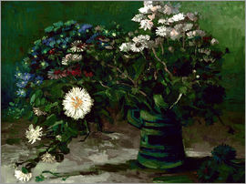 Vincent van Gogh - Bouquet of Daisies
