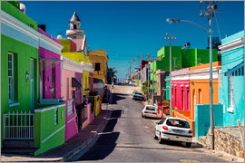 Stefan Becker - Bo Kaap, Cape Town, South Africa