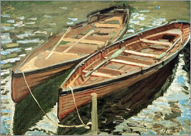 Claude Monet - Boats