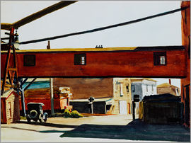 Edward Hopper - Box Factory