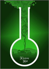 HDMI2K - Breaking Bad - Fanart version in green Alternative