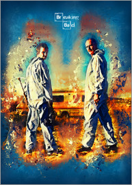 HDMI2K - Breaking Bad - Walter White Series Show Alternative
