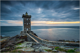 Arnold Schaffer - Brittany Lighthouse