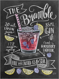 Lily & Val - Bramble Cocktail
