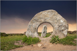 Christian Müringer - Bronze Age Monument Men-an-Tol, Cornwall (England)