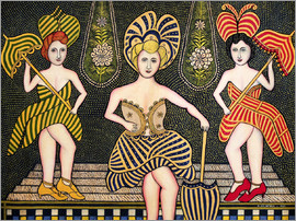Morris Hirshfield - Stage Beauties