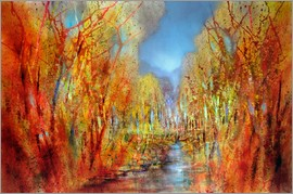 Annette Schmucker - The forests colorful