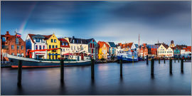 Andreas Kossmann - Colorful Husum Port World