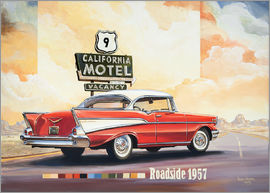 Georg Huber - California Motel