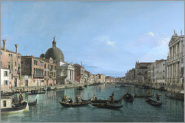 Antonio Canaletto - Grand Canal