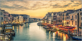 Grand Canal at the blue hour