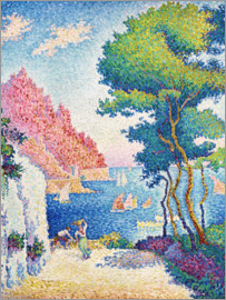 Paul Signac - Capo di Noli, near Genua