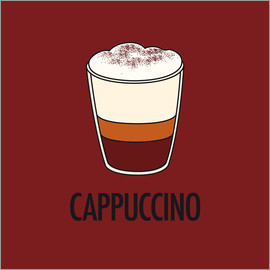 JASMIN! - Cappuccino, for the italian lover in you!