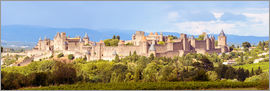 Matteo Colombo - Vue panoramique de Carcassone