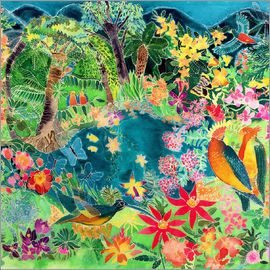 Hilary Simon - Caribbean Jungle, 1993