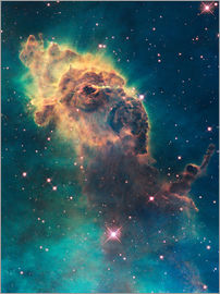 Nasa - Carina Nebula pillar