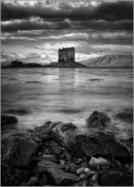 Martina Cross - Castle Stalker, Scotland