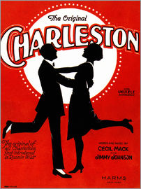 Charleston Songsheet Cover.